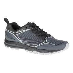 Men's Merrell All Out Crush Shield Trail Running Shoe Black/Granite