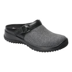 Women's Drew Savannah Clog Grey Flannel