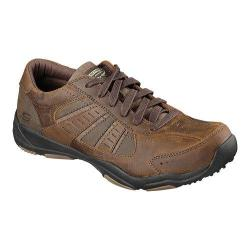 Men's Skechers Relaxed Fit Larson Nerick Oxford Brown