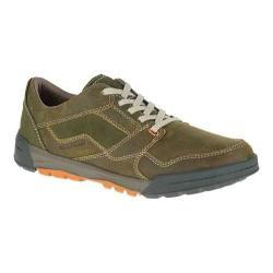 Men's Merrell Berner Lace Up Shoe Dusty Olive