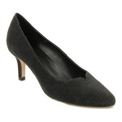 Women's VANELi Linden Pump Black Molly Rodi Print