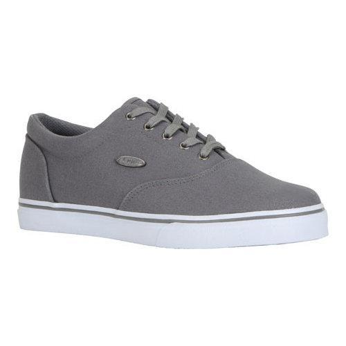 fc39775dd36 Shop Men s Lugz Vet CC Sneaker Charcoal White Canvas - Free Shipping On  Orders Over  45 - Overstock - 12122335