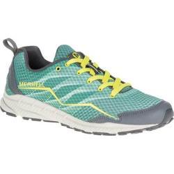Women's Merrell Trail Crusher Running Shoe Sagebrush