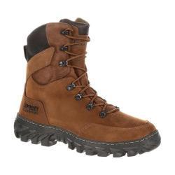 Men's Rocky 8in S2V Jungle Hunter Waterproof Boot RKS0273 Brown Full Grain Leather