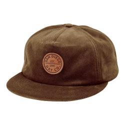 Men's San Diego Hat Company Flat Bill Baseball Cap SDH3013 Olive