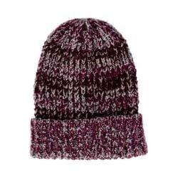 Women's San Diego Hat Company Knit Beanie KNH3398 Plum