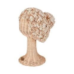 Women's San Diego Hat Company Knit Beanie KNH3406 Camel
