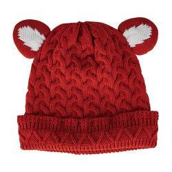 Women's San Diego Hat Company Knit Beanie KNH3410 Rust