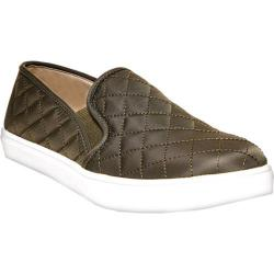 Women's Steve Madden Ecentrcq Slip-on Olive Synthetic