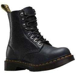 Women's Dr. Martens Pascal PM 8 Eye Boot Graphite Grey Naturesse