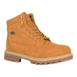 Men's Lugz Brigade HI Boot Golden Wheat/Cream/Gum Nubuck