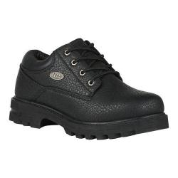 Men's Lugz Empire Lo WR Black Perma Hide/Synthetic
