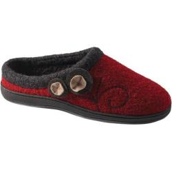 Women's Acorn Dara Slipper Currant Button