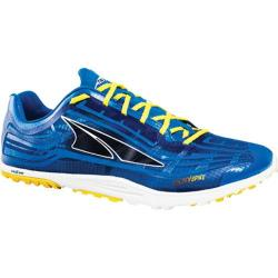 Altra Footwear Golden Spike Cross Country Shoe Blue