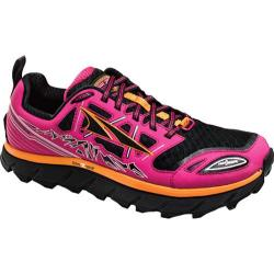Women's Altra Footwear Lone Peak 3.0 Trail Running Shoe Pink/Orange