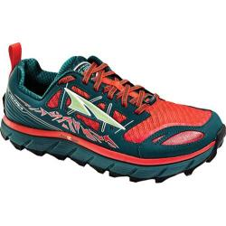 Women's Altra Footwear Lone Peak 3.0 Trail Running Shoe Red/Deep Sea