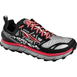 Men's Altra Footwear Lone Peak 3.0 Trail Running Shoe Black/Red