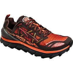 Men's Altra Footwear Lone Peak 3.0 Trail Running Shoe Orange