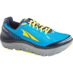 Men's Altra Footwear Paradigm 2.0 Running Shoe Blue/Yellow
