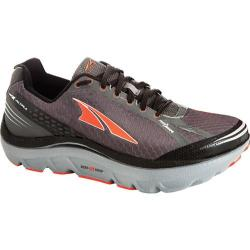 Men's Altra Footwear Paradigm 2.0 Running Shoe Gray/Orange