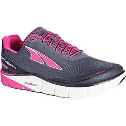 Women's Altra Footwear Torin 2.5 Running Shoe Gray/Raspberry