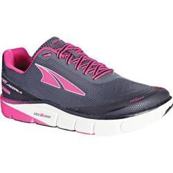 Womens Altra Footwear Torin 25 Running Shoe Gray Raspberry
