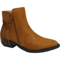 Women's Bellini Nicolette Ankle Boot Rust Microsuede