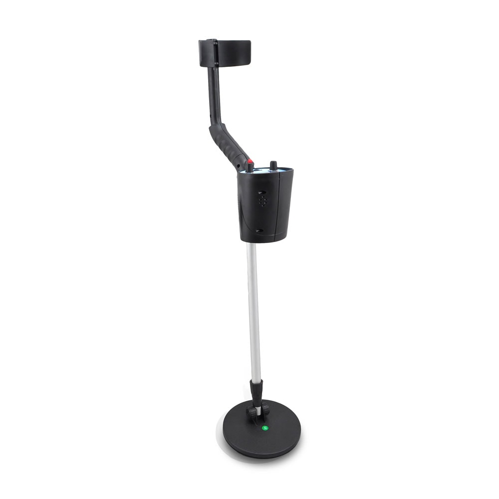 Treasure Hunter 2000 Metal Detector with Adjusting Discrimination and Pinpoint Targeting