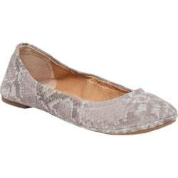 Women's Lucky Brand Emmie Flat Grout Suede
