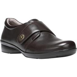 Women's Naturalizer Calinda Slip On Oxford Brown Leather