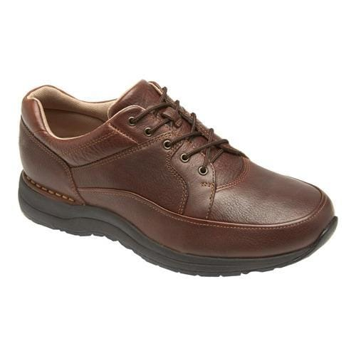 Men's Rockport DMXPedition Edge Hill Brown Pull Leather