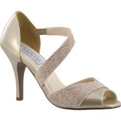 Women's Touch Ups Adeline Sandal Champagne Shimmer