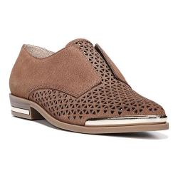 Women's Fergie Footwear Inca Perforated Oxford Madera Perforated Suede