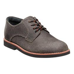 Boys' Florsheim Kearny Oxford Jr. II Stone Suede/Black Sole