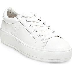 Women's Steve Madden Bertie Platform Sneaker White Synthetic