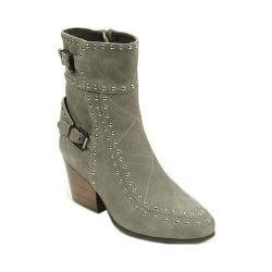 Women's VANELi Kaila Ankle Boot Taupe Calf Suede