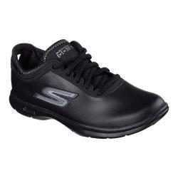 Women's Skechers GO STEP Distinct Walking Shoe Black