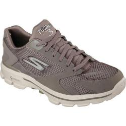 Men's Skechers GOwalk 3 Revolve Walking Shoe Khaki