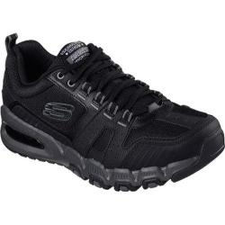Men's Skechers Skech-Air G-Force Air Training Shoe Black/Charcoal