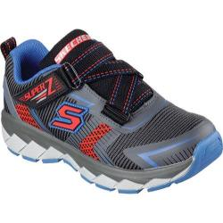 Boys' Skechers Zipperz Sneaker Charcoal/Royal