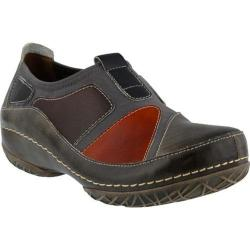 Women's L'Artiste by Spring Step Jolanda Slip On Gray Multi Leather