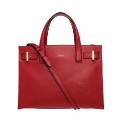 Women's Lodis Stephanie Tara Satchel with RFID Protection Red