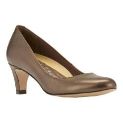 Women's Walking Cradles Joy Pump Bronze Soft Metallic