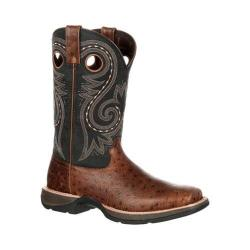 Men's Durango Boot DDB0098 12in Rebel Boot Black/Brown Leather