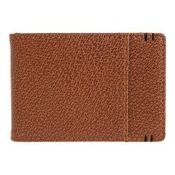 Men's Lodis Stephanie RFID Bi-Fold Money Clip Chestnut