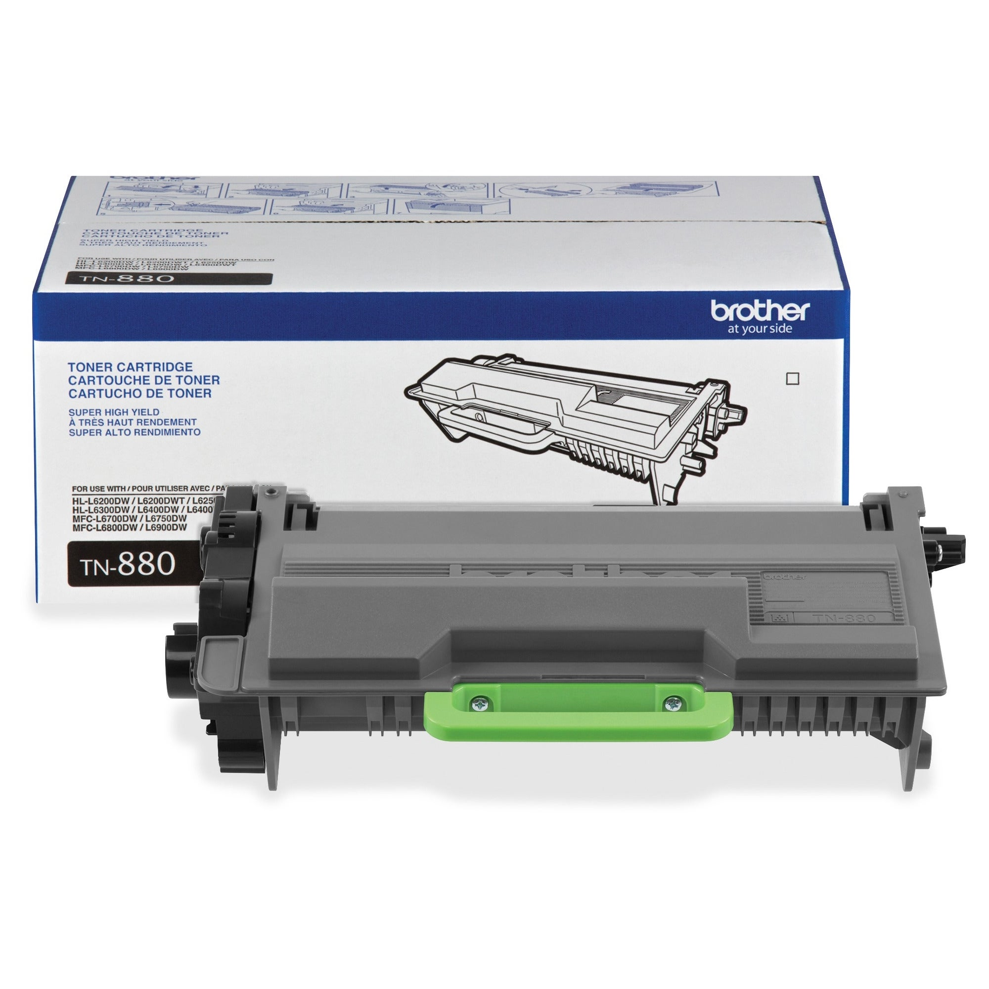 Brother TN880 Original Toner Cartridge