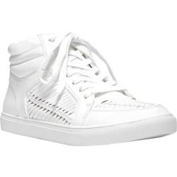 Women's Fergalicious Hardy Sneaker White Synthetic Leather