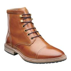 Men's Florsheim Indie Cap Boot Saddle Tan Leather