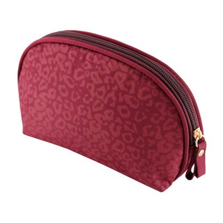 Jacki Design Miss Chantelle Top Round Cosmetic Bag