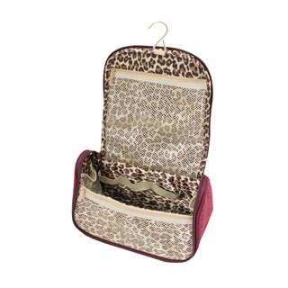 Jacki Design Miss Chantelle Travel Hanging Cosmetic Toiletry Bag